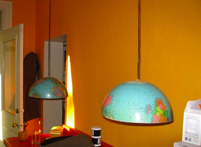 The Globe Lamps -Craziest Gadgets