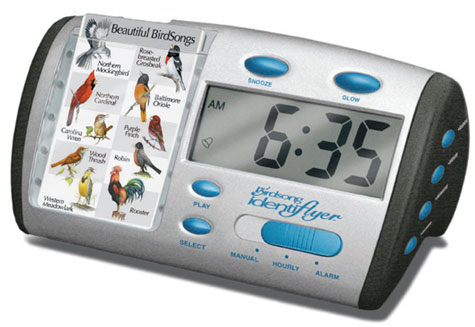 singing bird alarm Singing Bird Alarm Clock