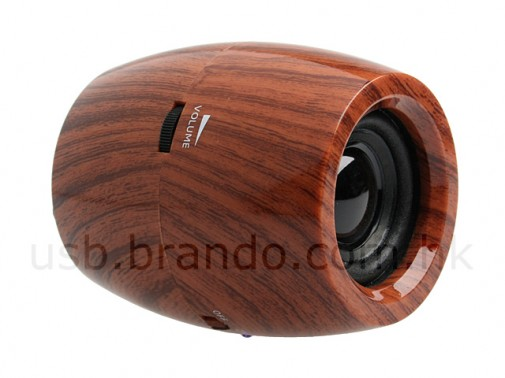 USB Beer Barrel Speaker