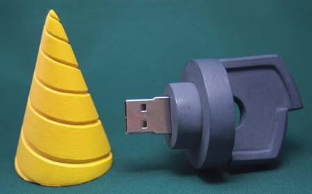USB Core Drill Drive