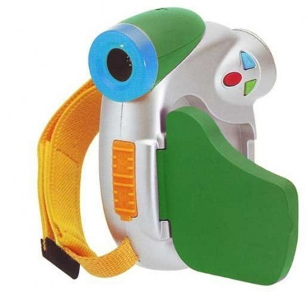 Crayola Digital Concepts Camcorder is Great for Kids