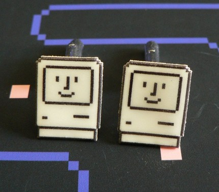 mac cufflinks Pinboard