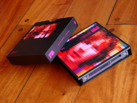 NES Cartridge Used for CD Box Set Packaging