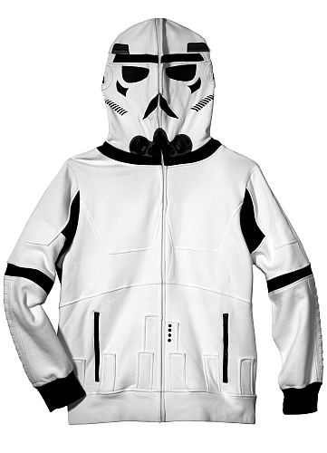 Storm Trooper Hoodies from Marc Ecko