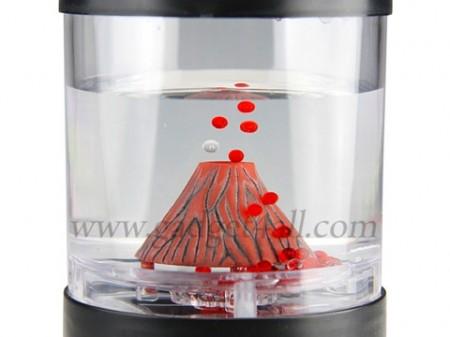 USB Volcano Lava Lamp