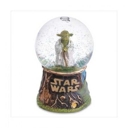 Master Yoda Snow Globe