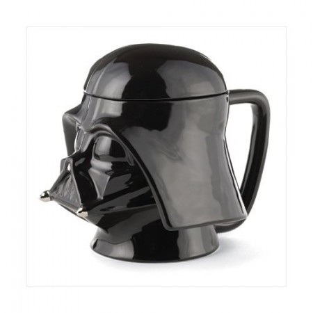Get Drunk From the Dark Side with a Darth Vader Stein