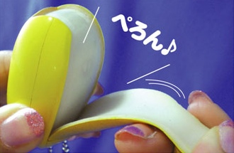Endless Peeling Banana Toy for People Who Really Like to Peel Bananas