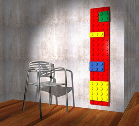 Lego Brick Radiator is Pretty Awesome