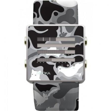 nooka camouflage watch 450x450 Pinboard