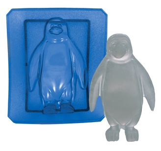 Penguin Ice Molds for Your Next Linux Themed Party
