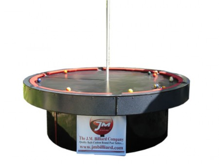 round pool table stripper pole 450x337 Pinboard