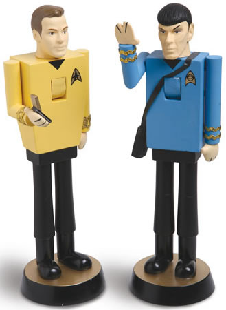 Star Trek Nutcrackers are Nuts