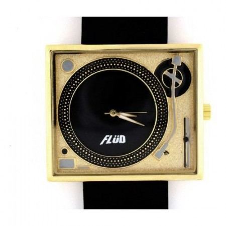 Turntable Watch for the On Time DJ