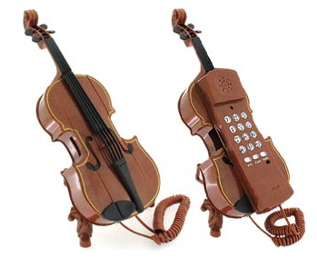 Violin Phone Shouldn't Be Fiddled With