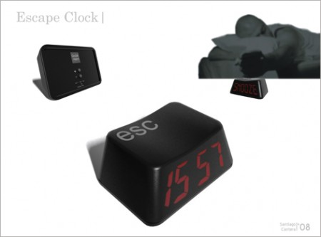 There's No Escaping from the Escape Key Clock