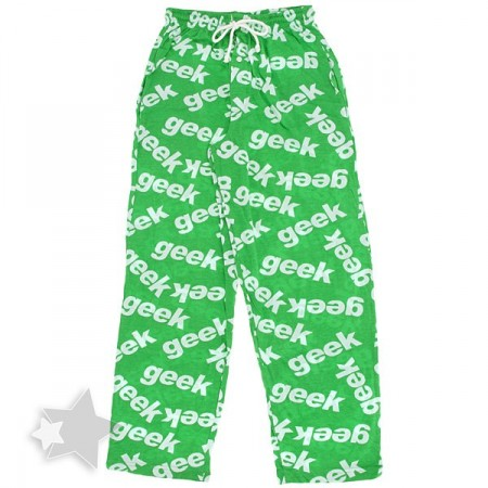Geek Pajamas Look Comfy, Geeky