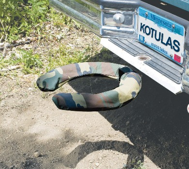 Trailer Hitch Toilet Seat: Even Rednecks Wouldn't Sink This Low, Would They?