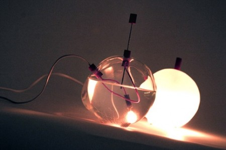 Wet Lamp is Like an Underwater Lightbulb