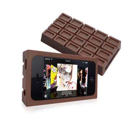 Chococase is a Chocolate Bar iPhone Case- Yum