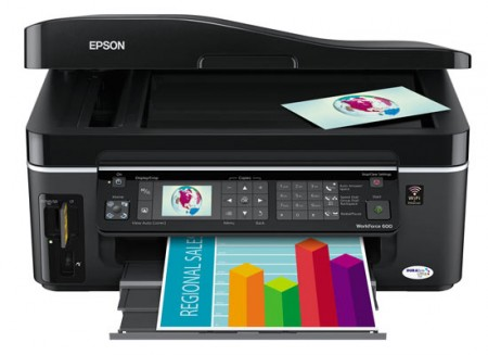 Review: Epson WorkForce 600 Wireless Printer/Copier/Scanner/Fax