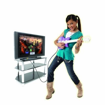 Hannah Montana Guitar Hero Plug n Play Type Video Game