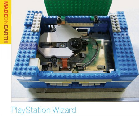 Lego Encased Playstation