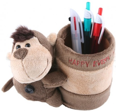 USB Monkey Webcam and Pen Holder
