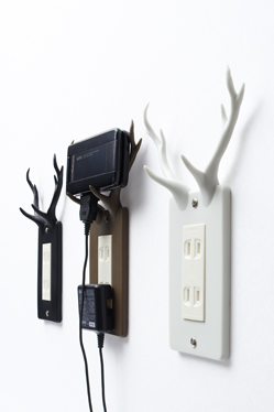 Socket Deer Make Your Outlets Even Less Kid Friendly