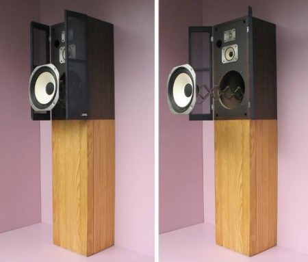 Speaker Cuckoo Clock