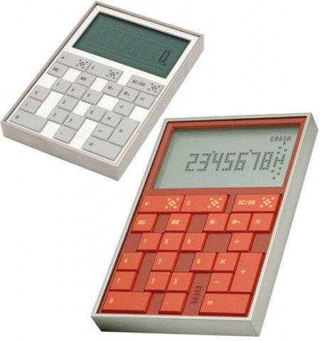 Bizarre Calculator is Designed to Crash