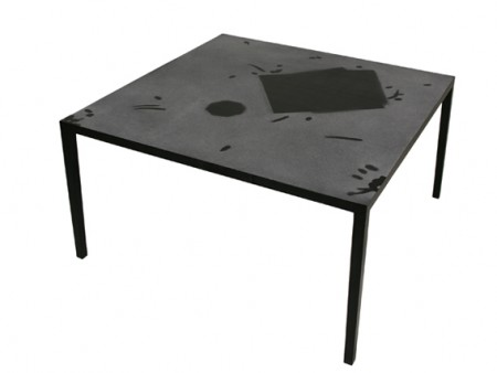 dusty table 450x338 Pinboard