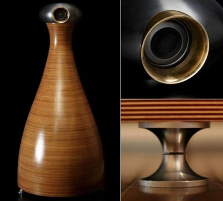 Evanui Signature Speakers look like Fancy Vases