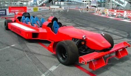 F1 Grands Prix Limousine