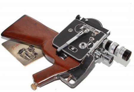 gun movie camera 450x310 Pinboard