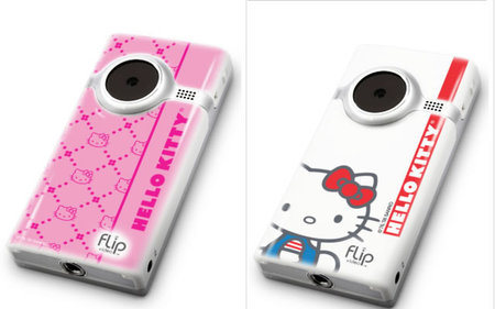 Hello Kitty Takes Over the Flip MinoHD