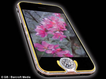 The $2.5-million iPhone: The King's Button