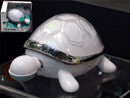 You Don't Need to Shell Out a Lot of Cash for the i-Turtle Speaker