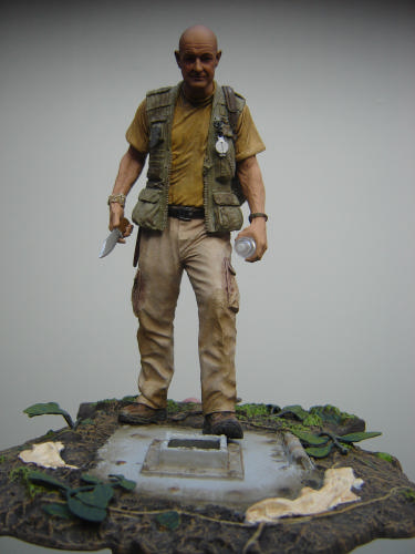 Lost Action Figures: Move the Island