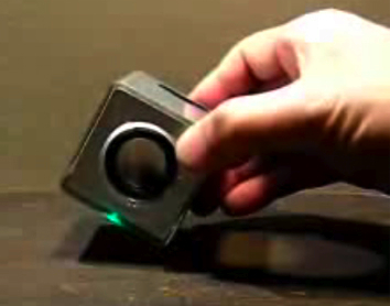 MP3 Player Controlled By Motion Only