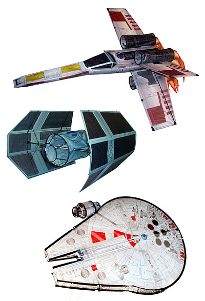 star wars starfighter kites Pinboard