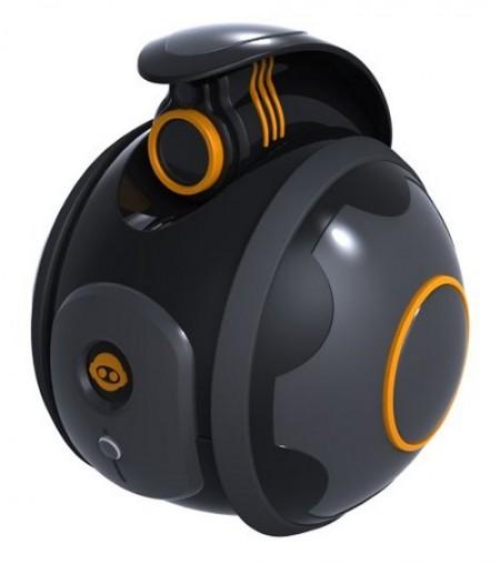Rolling WowWee Spyball Spycam