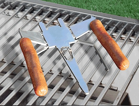 X-Wing Fighter Hot Dog Griller
