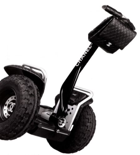 Chanel Segway: Gimme a Break