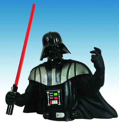 Star Wars Darth Vader Roto Bank