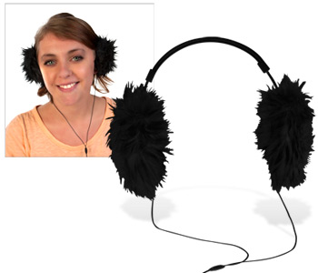 Earmuff Headphones Look Ugly, Probably Don't Sound All That Great Either