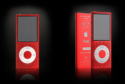 Elton John Blings Up Some iPods for Charity