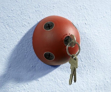 Funky Wall Mounted Key Holder