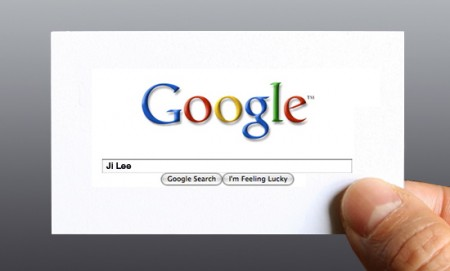 Google Page Business Card: A Good Idea