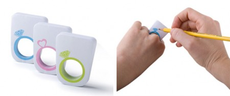 Memoring is a Post-It Note Ring